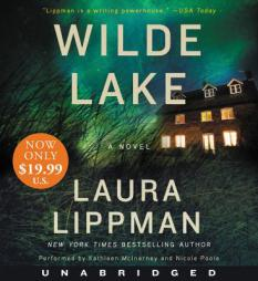 Wilde Lake Low Price CD: A Novel by Laura Lippman Paperback Book