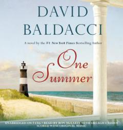 One Summer by David Baldacci Paperback Book